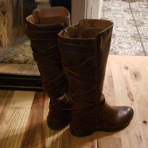 Rider boots